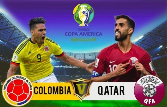 soi keo Colombia vs Qatar