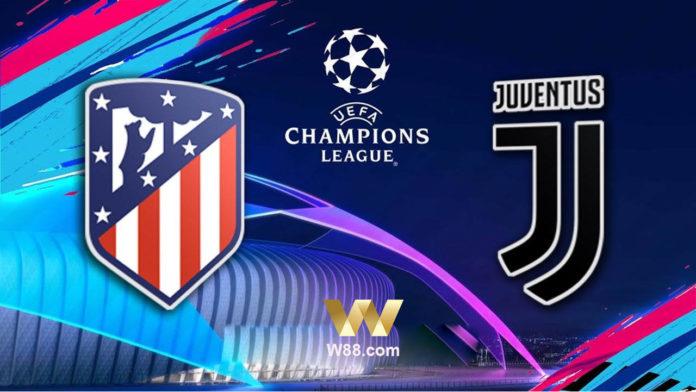 soi keo Atletico Madrid vs Juventus