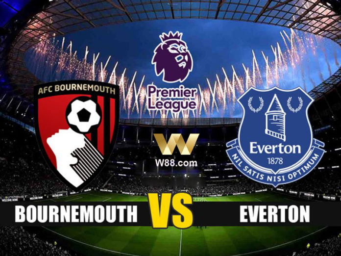 soi keo Bournemouth vs Everton