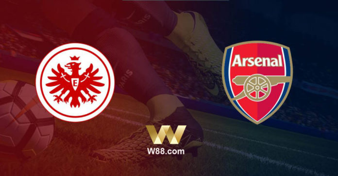 soi keo Ein.Frankfurt vs Arsenal