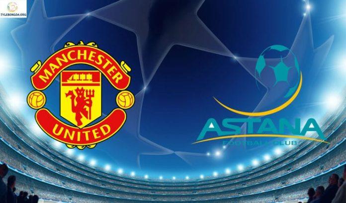 soi keo MU vs Astana