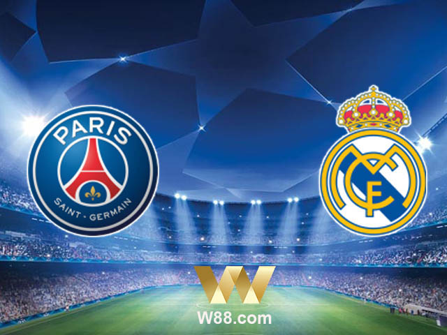 soi keo PSG vs Real Madrid